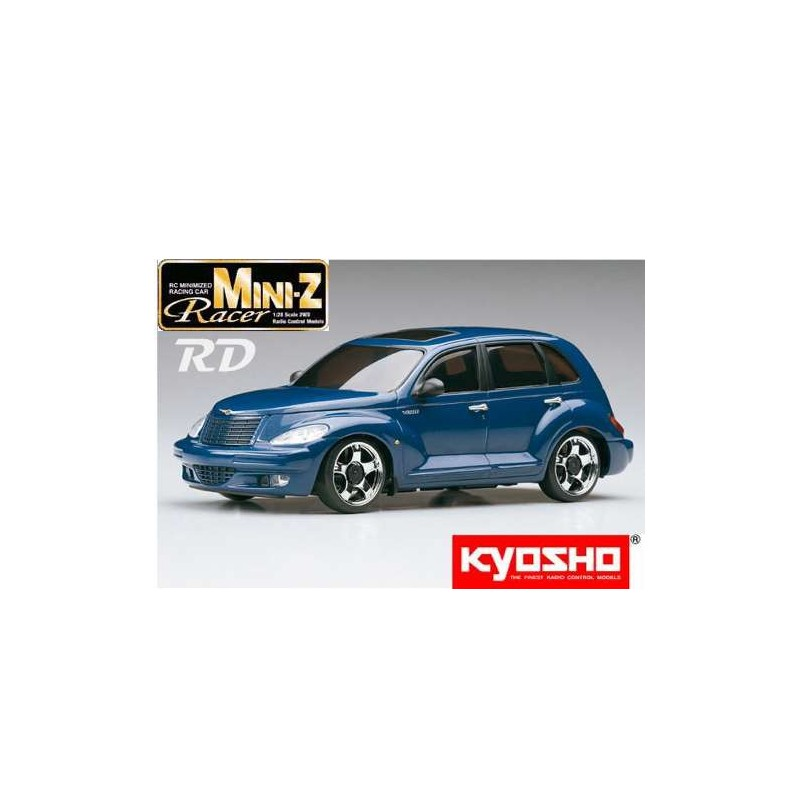 Kyosho Mini-Z Chrysler PT Cruiser ReadySet