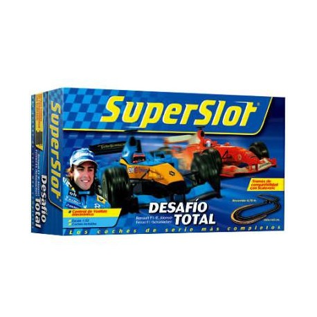 Circuito Desafio Total (F.Alonso vs M.Shumacher), H1173