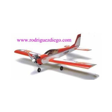 Avion Calmato 40 Sports Rojo, KY11215RB