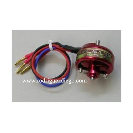 Motor Brushless, JA133000