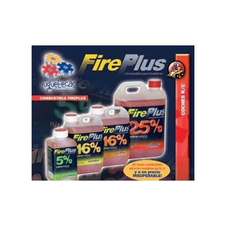 Fire Plus 5%-5L., RS50005