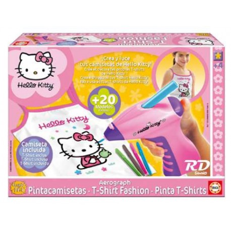 PINTACAMISETAS HELLO KITTY 14264