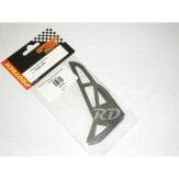 Carbon fin set ZOOM 400 T0500.209