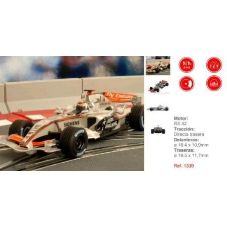 Coche Salextric DIGITAL MCLAREN F1 2.006