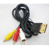 Cable de conexion RCA Audio Video para Consola Sega Dreamcast