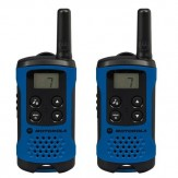 Walkie Talkies Motorola T41 azul