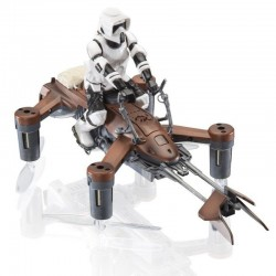 DRON CUADRICOPTERO PROPEL STAR WARS 74-Z SPEEDER BIKE