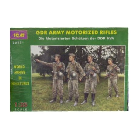GDR Army Motorized Rifles